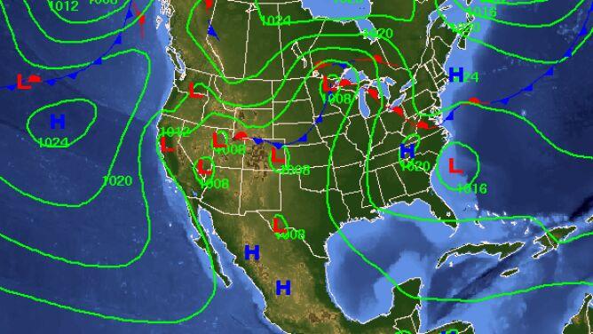 Ani typowy niż, ani cyklon tropikalny. Hybryda zagraża wschodowi USA