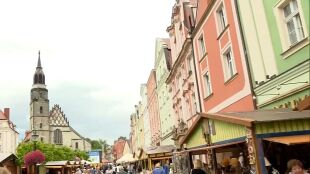 Bolesławiec to dynamicznie rozwijające się miasto
