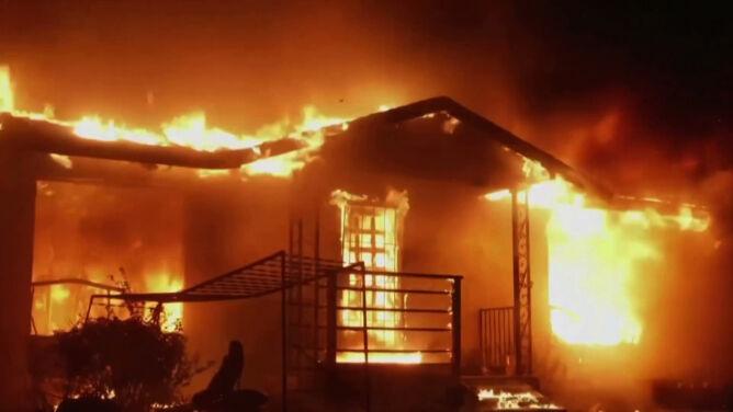 Spłonęło ponad 70 tysięcy hektarów. Największy pożar w historii Kolorado