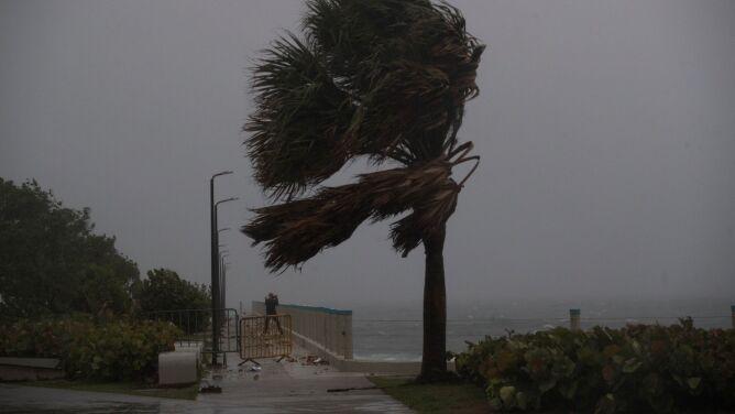 Kolejny huragan na Atlantyku. <br />Isaias zagraża Bahamom i Florydzie