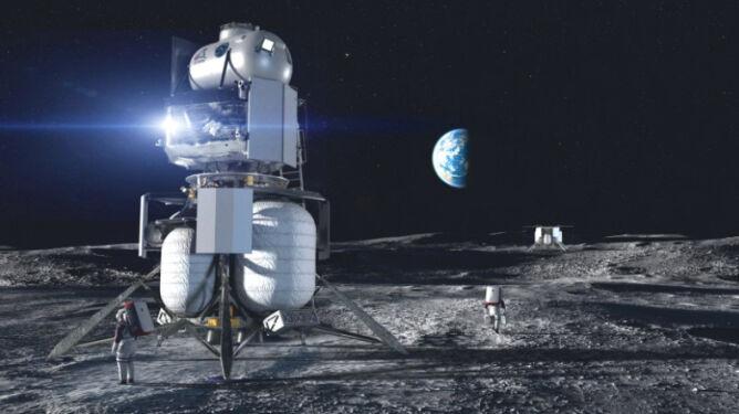 Zaprojektuj toaletę do użytku na Księżycu. NASA szuka pomysłów