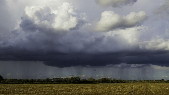 Prognoza pogody na dziś: lany poniedziałek pod znakiem opadów i możliwych burz
