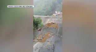 Powodzie w Panamie po przejściu Ety