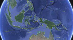 Do trzęsienia ziemi doszło w pobliżu wyspy Seram